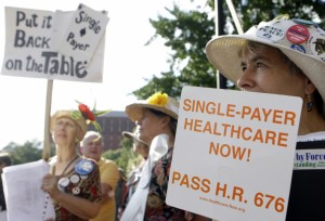 Single-Payer Medicare for All
